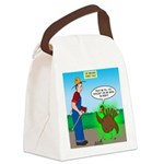 Turkey Hulk Canvas Lunch Bag