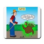 Turkey Hulk Mousepad