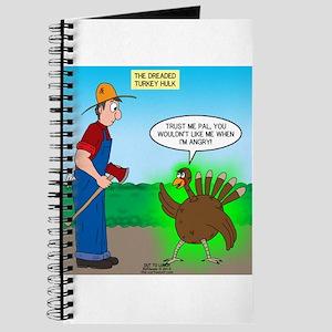Turkey Hulk Journal