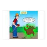 Turkey Hulk Postcards (Package of 8)