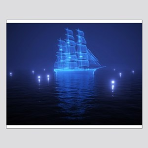The Flying Dutchman Small Poster