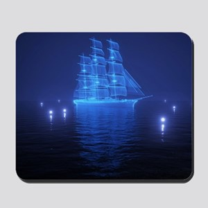 The Flying Dutchman Mousepad
