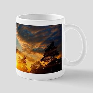 Sunset over Lake Mug