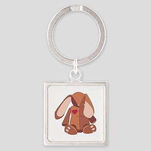 Velveteen Rabbit Keychains
