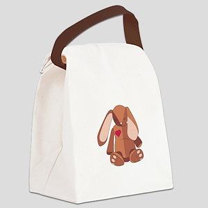 Velveteen Rabbit Canvas Lunch Bag