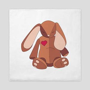 Velveteen Rabbit Queen Duvet