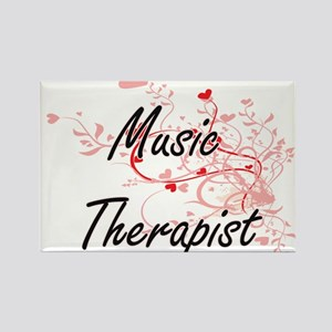 Music Therapist Artistic Job Design with H Magnets