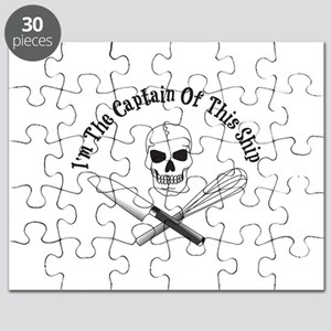 Captain of This Ship Puzzle