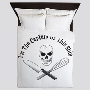 Captain of This Ship Queen Duvet