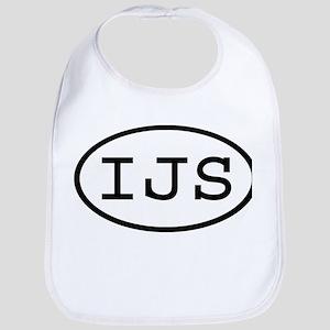 IJS Oval Bib