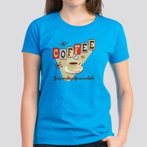Reliable Coffee Women's Dark T-Shirt