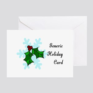 Generic BLANK inside Greeting Cards (Package of Gr