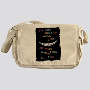 Cheshire Grin III Messenger Bag