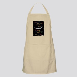 Cheshire Grin III Apron