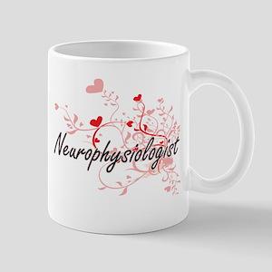 Neurophysiologist Artistic Job Design with He Mugs