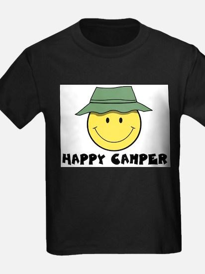 Funny Happy camper T