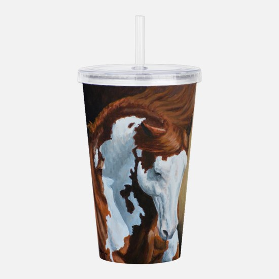 Unique Farrier Acrylic Double-wall Tumbler