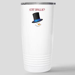 Got Balls? Travel Mug