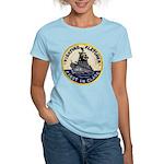 USS FLETCHER Women's Light T-Shirt
