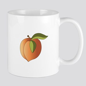 Ripe Peach Mugs