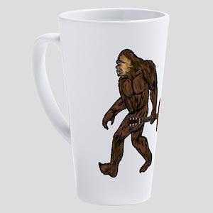 PLAY ON NOW 17 oz Latte Mug
