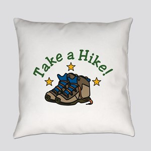 Take a Hike! Everyday Pillow