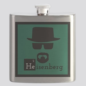 Heisenberg Hip Flask