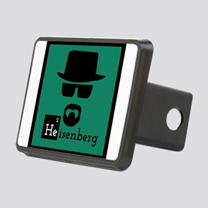 Heisenberg Tow Rectangular Hitch Cover