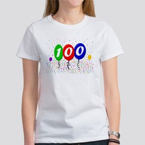 100th Birthday Women's T-Shirt