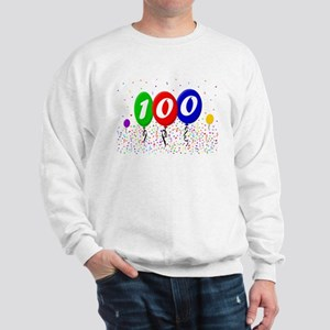 100th Birthday Sweatshirt