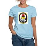 USS FLATLEY Women's Light T-Shirt