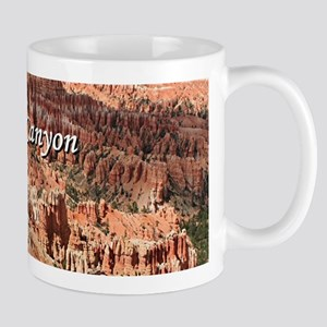 Bryce Canyon, Utah 21 (caption) Mugs
