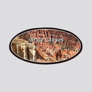 Bryce Canyon, Utah 21 (caption) Patch