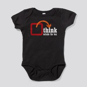 Think Outside The Box Baby Bodysuit