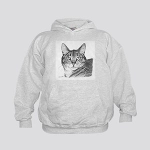 Eyes of a Tiger Kids Hoodie