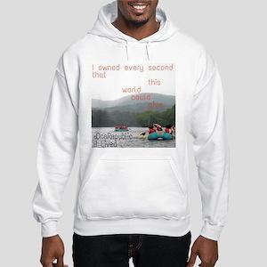 Lyrics, One Republic Hooded Sweatshirt