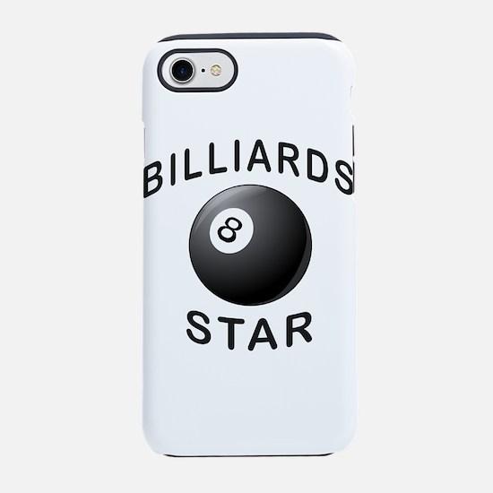 Billiards Star iPhone 8/7 Tough Case