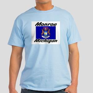 Monroe Michigan Light T-Shirt