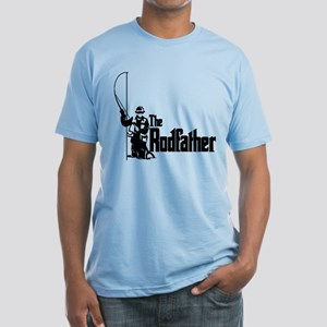 The Rodfather Fun Fishing Quote for him T-Shirt