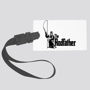 The Rodfather Fun Fishing Quote for him Large Lugg