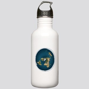 Flat Earth 1 Stainless Water Bottle 1.0L