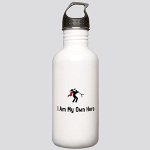 Singing Hero Stainless Water Bottle 1.0L