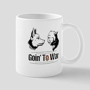 Face Off - Goin' To War Mugs