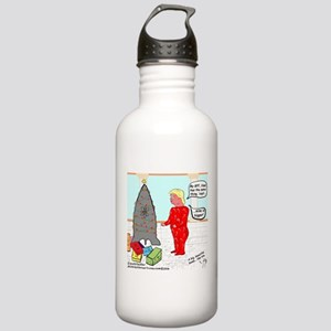Donald's Christmas Stainless Water Bottle 1.0L