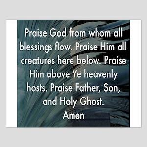 Praise God Posters
