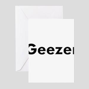 Geezer Greeting Cards (Pk of 10)