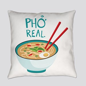 Pho Real. Everyday Pillow