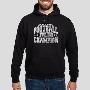 2015 Fantasy Football Champion Hoodie (dark)