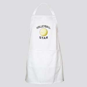 Volleyball Star Light Apron