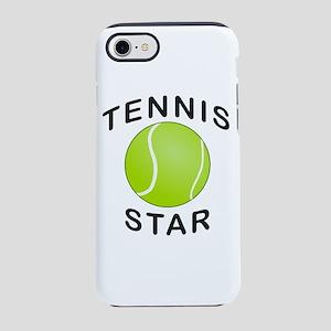Tennis Star iPhone 8/7 Tough Case